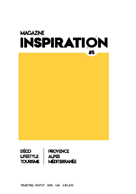 Inspiration Magazine Printemps 2019